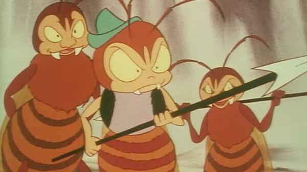 昆虫物語 新みなしごハッチ 幻のママがよんでいる