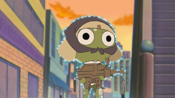 ケロロ軍曹 シーズン3 第106話 冬樹&夏美 勝手に侵入者 であります/ギロロ 趣味の時間 であります