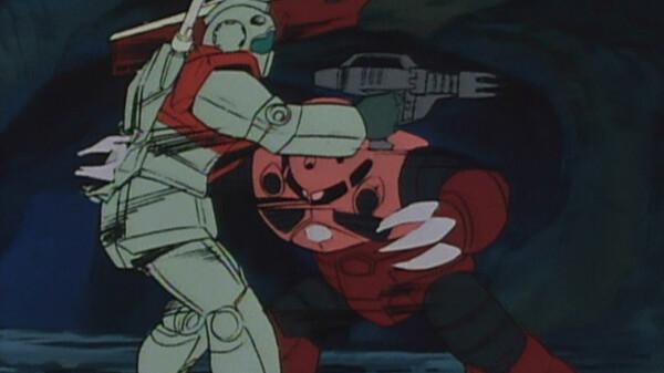機動戦士ガンダム シーズン1 第29話 ジャブローに散る!