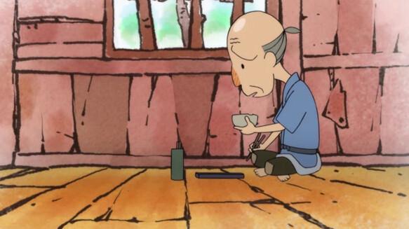 ふるさと再生 日本の昔ばなし 菜飯八兵衛