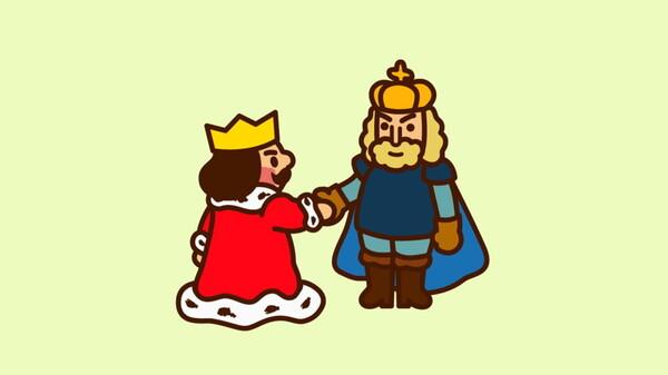 ぼくは王さま シーズン1 第8話 にせものばんざい