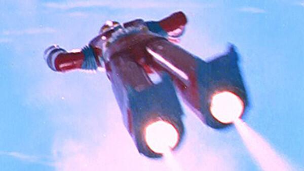 スーパーロボット マッハバロン 水爆特急900キロ