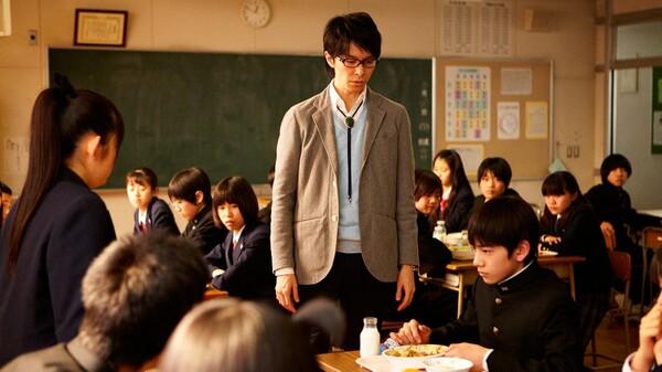 鈴木先生 LESSON 2 「14才優等生の反乱! 給食廃止で教室炎上」