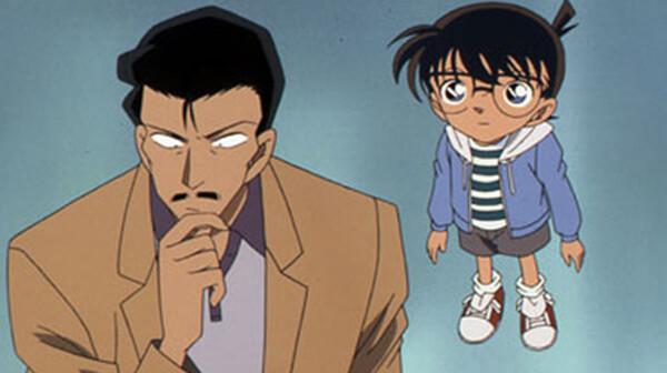 名探偵コナン シーズン7 第300話 友情と殺意の関門海峡 (後編)