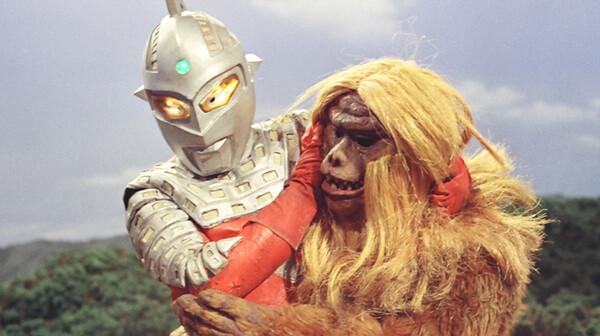 ウルトラセブン 恐怖の超猿人