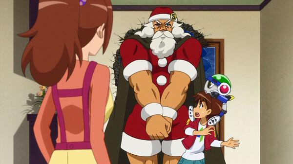 ブレイブビーツ シーズン1 第10話 サンタクロースは慌てんぼう?