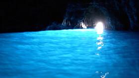 地球絶景紀行 第10回 ナポリの魔法 青の洞窟 (イタリア)動画