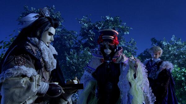 Thunderbolt Fantasy 東離劍遊紀 シーズン1 第12話 切れざる刃
