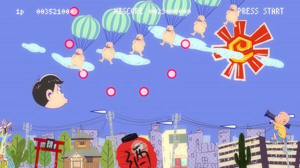 おそ松さん ショートフィルムシリーズ OSOMATSU BLASTER