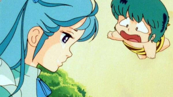 うる星やつら デジタルリマスター版 シーズン3 第114話 テンちゃんの不思議な恋の物語