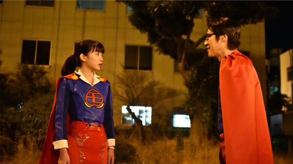スーパーサラリーマン左江内氏 #08