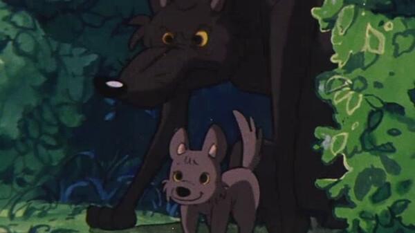 風船少女テンプルちゃん オオカミの森