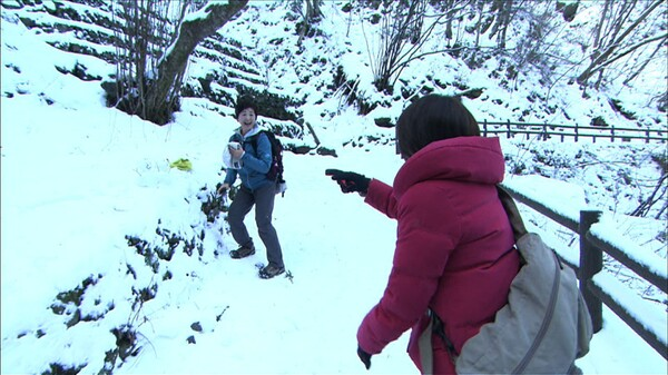 もぎたてテレビ 冬の天然アートを目指して ~東温市ほっこり出会い旅~