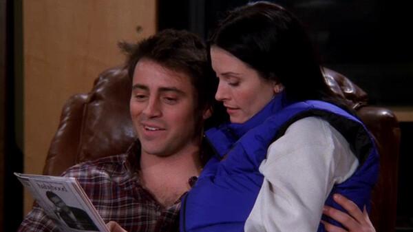フレンズ シーズン5 第16話 (吹) 警官バッジは恋の始まり