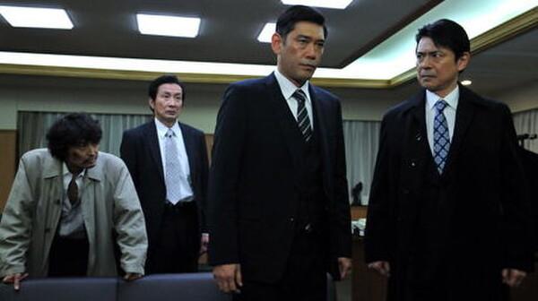 隠蔽捜査 第8話 キャリア官僚連続殺人… 外務省VS警視庁!? 恐るべきワナを見破れ!
