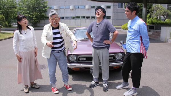 おぎやはぎの愛車遍歴 NO CAR, NO LIFE! ゲスト:笑福亭笑瓶