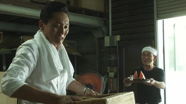 孤独のグルメ シーズン4 第10話 江東区 枝川のハムエッグ定食とカツ皿