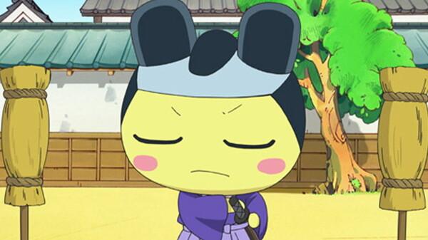 たまごっち! ~ラブリーたまとも編~ シーズン1 第14話 ズバッ! ごっちがきる!/すてき! 若きぱぱまめっちの冒険
