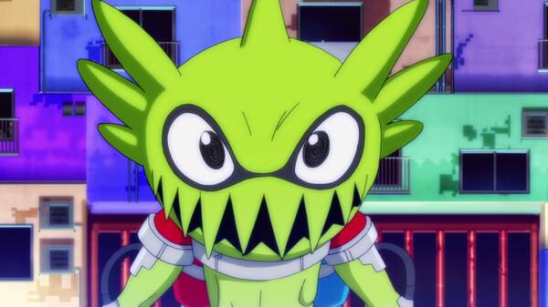 デジモンユニバース アプリモンスターズ ついに潜入ディープウェブ! 謎のサイバー九龍!