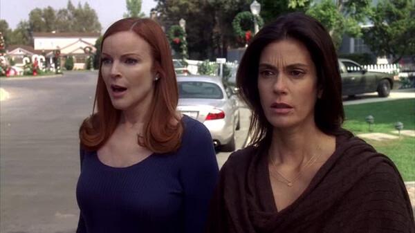 デスパレートな妻たち シーズン3 第10話 (吹) クリスマスの奇跡