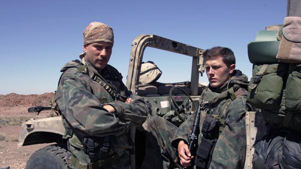 ジェネレーション・キル 兵士たちのイラク戦争 (字) 冷静な男