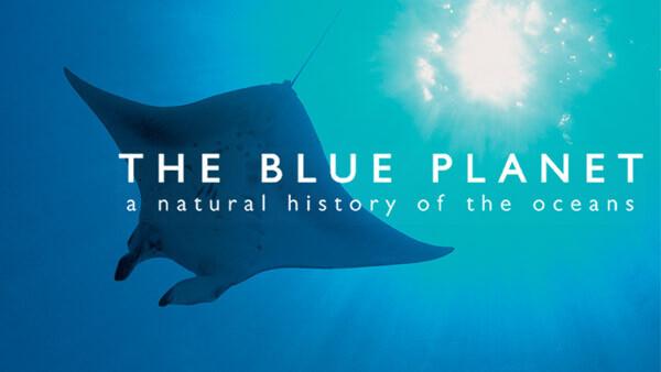 ブルー・プラネット 第1話 (字) THE BLUE