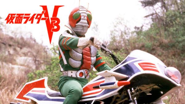 仮面ライダーV3 第45話 デストロンのXマスプレゼント