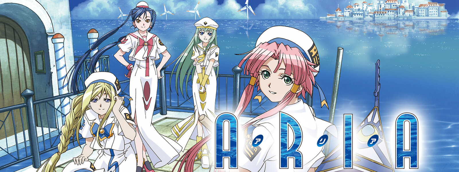 ARIAの動画 - ARIA The ANIMATION