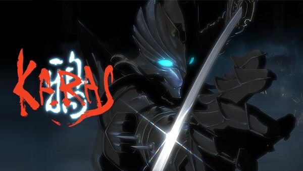 鴉 -KARAS- シーズン1 第1話 鴉 開眼