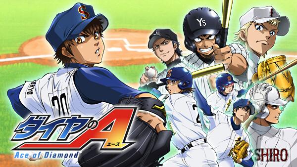 ダイヤのA actⅡ 第3話 野球の申し子