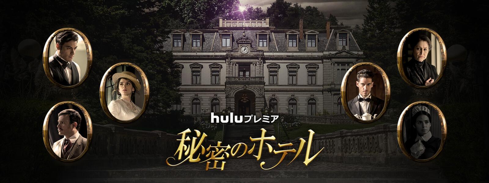 秘密のホテル 動画