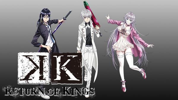 K RETURN OF KINGS 第1話 Knave