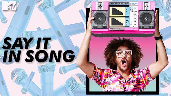 セイ・イット・イン・ソング/Say It In Song エピソード16 (字) アリアナ・グランデ「Break Free」/アンドリューW.K.「Party Hard」