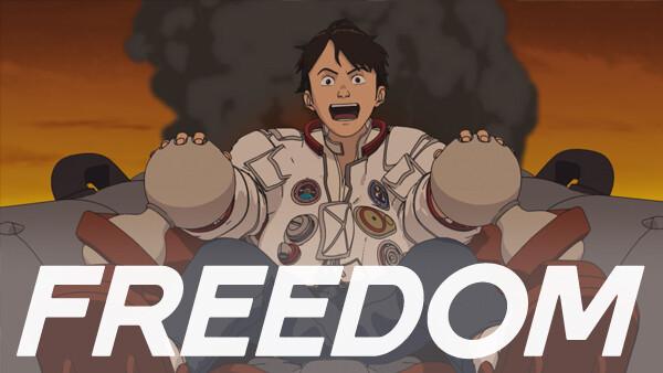 FREEDOM シーズン1 第5話 FREEDOM 5