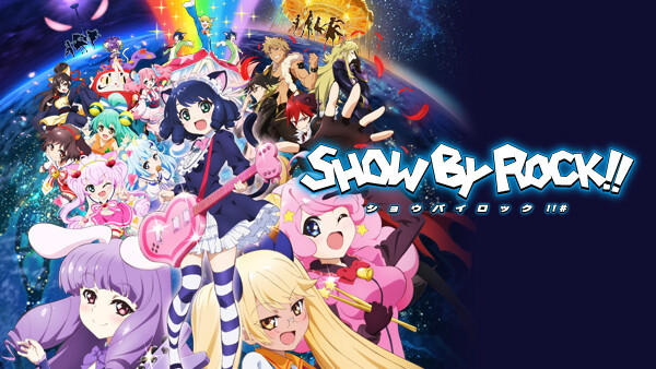 SHOW BY ROCK!! Season 2 シーズン2 第6話 Cadenza