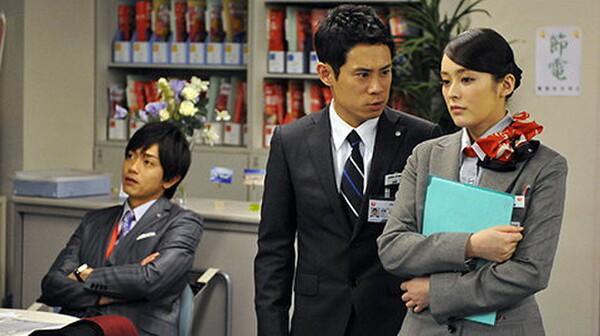 あぽやん ~走る国際空港 第9話 サヨナラ空港… 女が仕事を辞める時