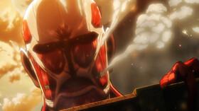 進撃の巨人 シーズン1 第5話 初陣 -トロスト区攻防戦 ①-