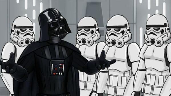 パロウッド (吹) スター・ウォーズ エピソード5 帝国の逆襲