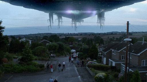 UFO -侵略- (吹) UFO -侵略-