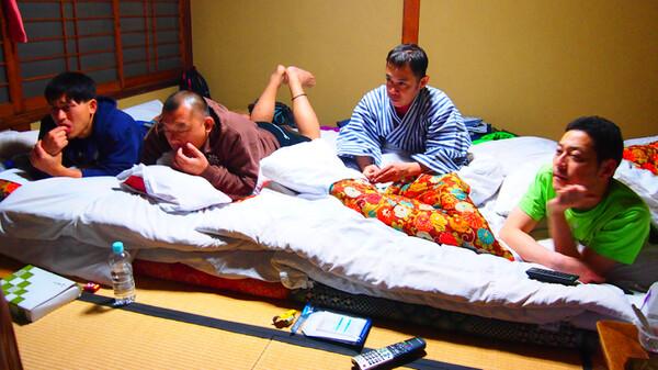 東野・岡村の旅猿3 ~プライベートでごめんなさい… 築地で海外ドラマみまくりの旅 2