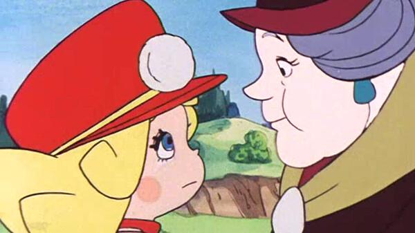 風船少女テンプルちゃん 若草村のパパとママ