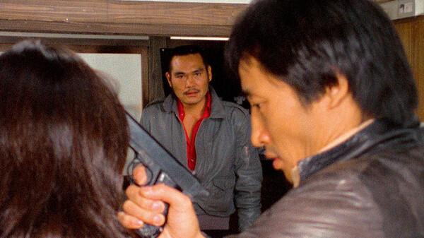 西部警察 シーズン1 第114話 FBI・指名手配!
