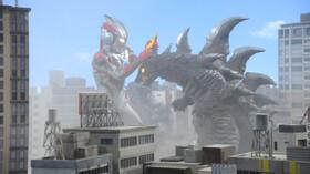 ウルトラマンX 第17話 ともだちは怪獣