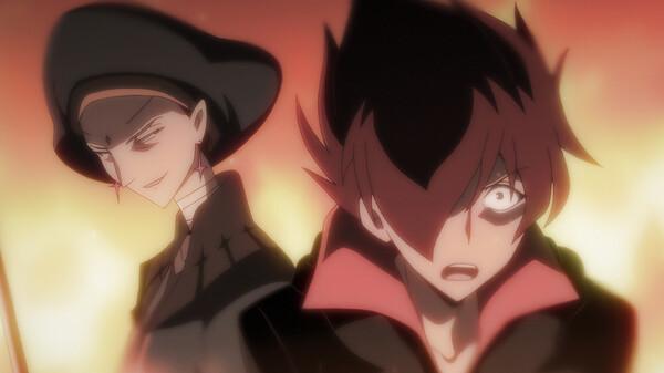 牙狼〈GARO〉-炎の刻印- シーズン1 第12話 暁月-BLOOD MOON-