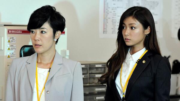女はそれを許さない 第1話 最強弁護士タッグが悩む女性たちを救う! オンナの敵を成敗!