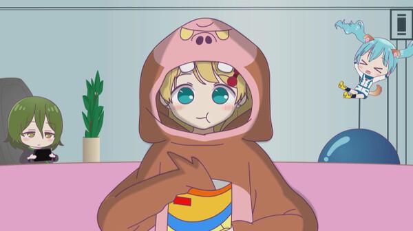 美少女遊戯ユニット クレーンゲールギャラクシー 極めろ? アイドルのマスター!