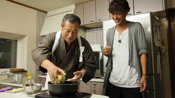 料理人・松平健 にっぽん 食の道 2016/10/27 放送回