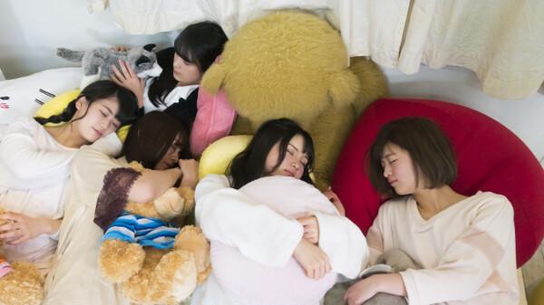 NOGIBINGO! 「NOGI ROOM」第2夜 伊藤理々杏、岩本、梅澤、大園、吉田