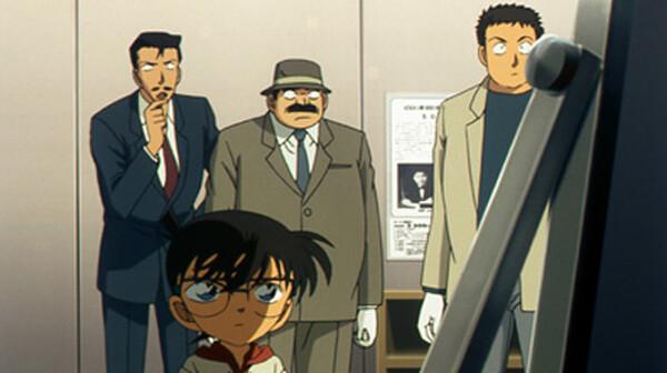 名探偵コナン シーズン11 第448話 目黒の秋刀魚事件