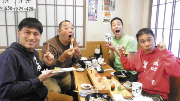 東野・岡村の旅猿3 ~プライベートでごめんなさい… 築地で海外ドラマみまくりの旅 1